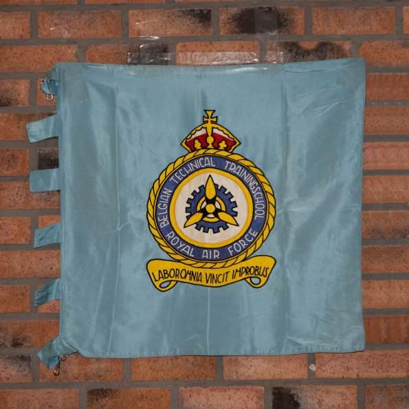 Originele vlag van het Leger