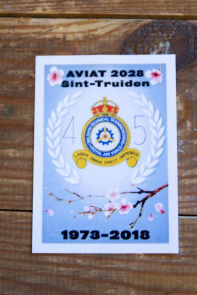 Dit jaar viert Aviat haar 45 jarig bestaan